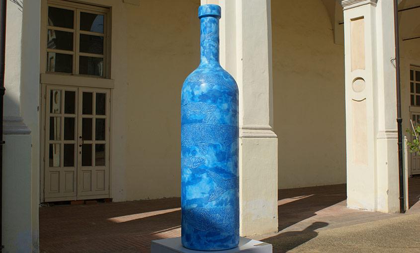 Bottiglia d'Artista