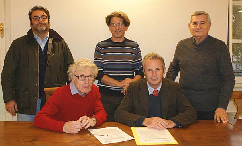 Convenzione Parco e WWF Oasi  sulla gestione dei SIC