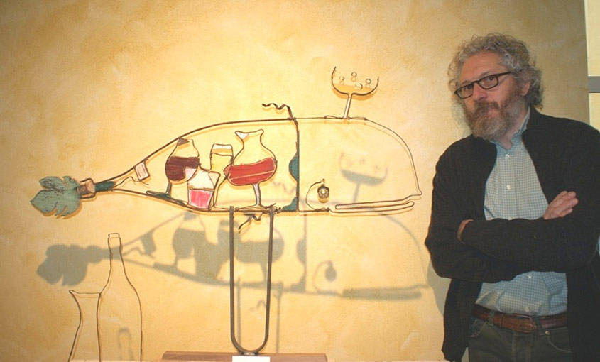 'Cetacea', mostra di Sergio Brumana
