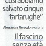 96-Prima pagina nazionale La Stampa 11.05.2018