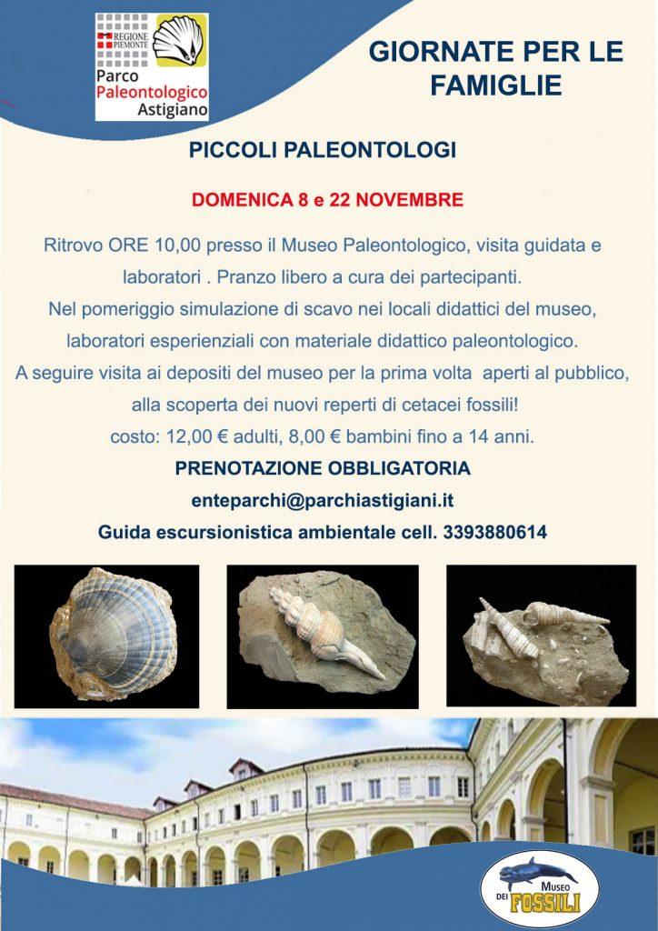 Piccoli Paleontologi!
