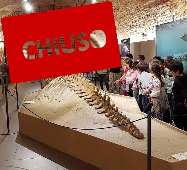 Museo di nuovo chiuso, ci scusiamo per eventuali disagi