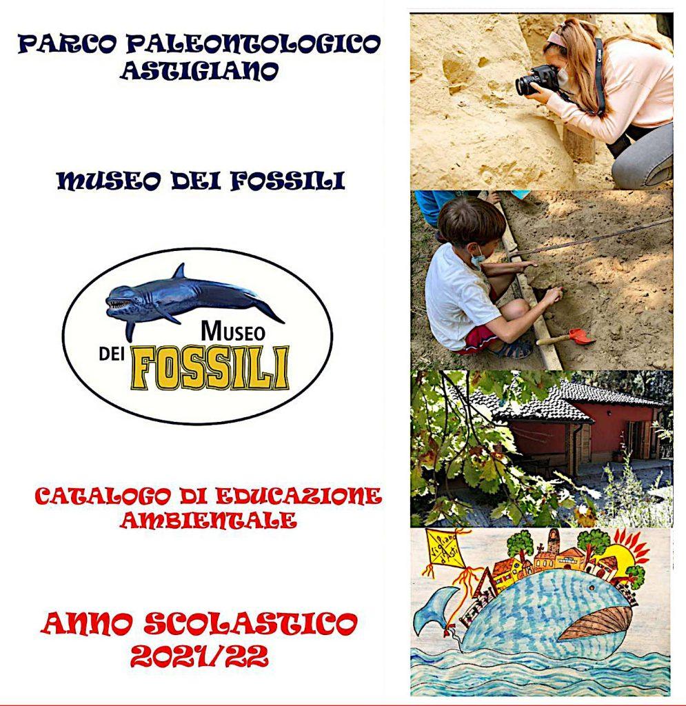 Ecco il nuovo catalogo di educazione ambientale!